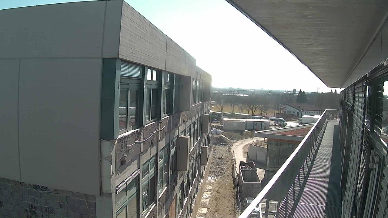 Webcam Neubau Mittelschule